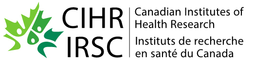 Canadian Institutes of Health Research website